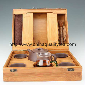 Luxuriant Travel teaset