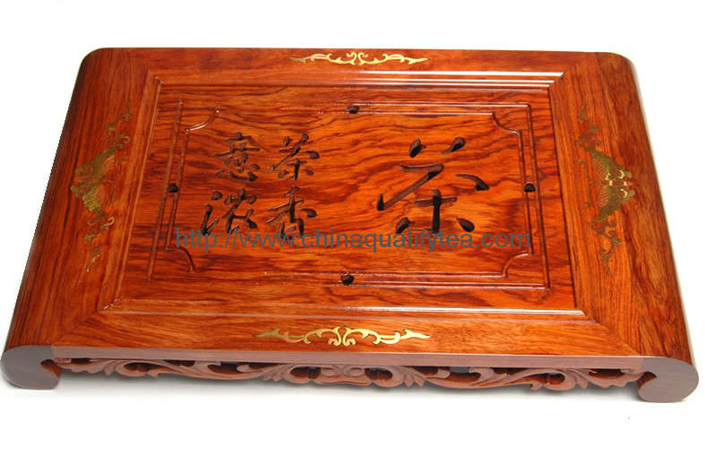 Quality Wooden tea tray