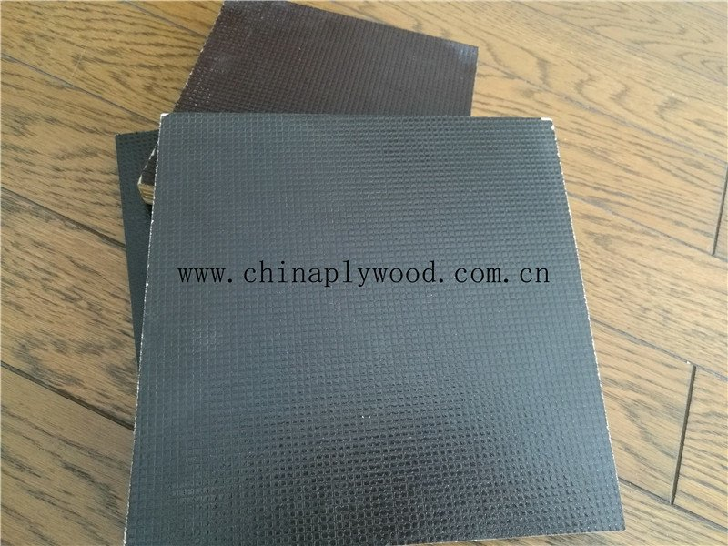 Black Film Faced Plywood/Marine Plywood/Shuttering Plywood for Concrete (BF002)