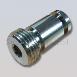 CNC-metal-machining,CNC-machining-Stainless-steel-303-304-standoff-threaded-(AL13150