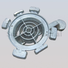 OEM Precision Zinc Alloy Die Casting Part for Motorcycle