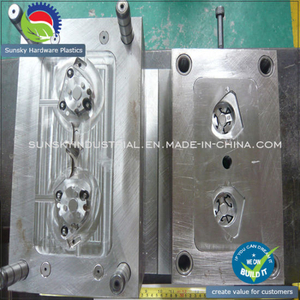 High Quality Aluminium Die Casting for Injection Mold (DC26013)