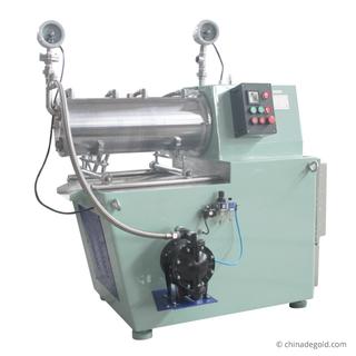 水牛闪电appZM系列20升涂料生产卧式砂磨机