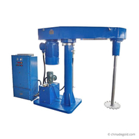 Degold 18.5kW Hydraulic Paints Inks High Speed Disperser