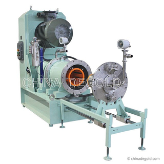 Degold 150 Liter Pin Type Horizontal Bead Mill