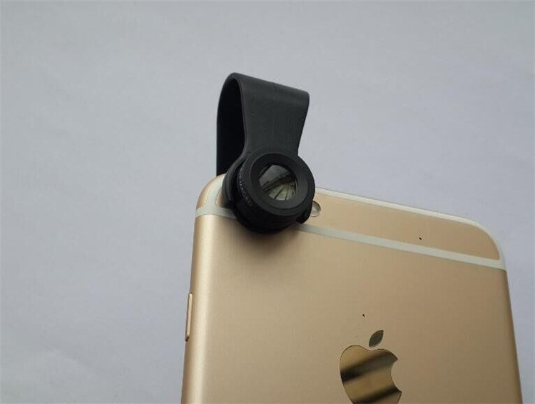 Magnifying Glass 40X Macro Camera Lens Mobile Phone Accessories for Samsung iPhone