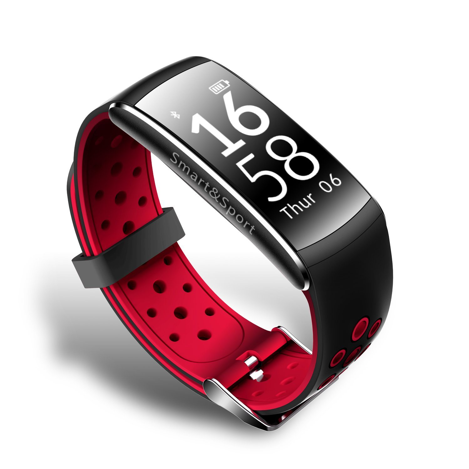 Q8 Smart Wristband Bracelet Sports Bluetooth Band IP68