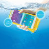 2018 New Hot Selling Floating Waterproof Phone Bag for IPhone Air Cushion PVC Waterproof Phone Bag for Samsung