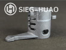 Investment Casting Alloy Steel Shift forks for dual-clutch transmissions