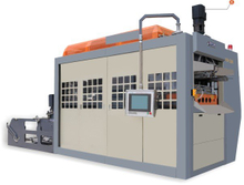 MX500 High Capacity Automatic Thermoforming Machine (for cups) Servo Motor Driven