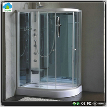 is88845 120 by 80cm simple shower cabin without roof