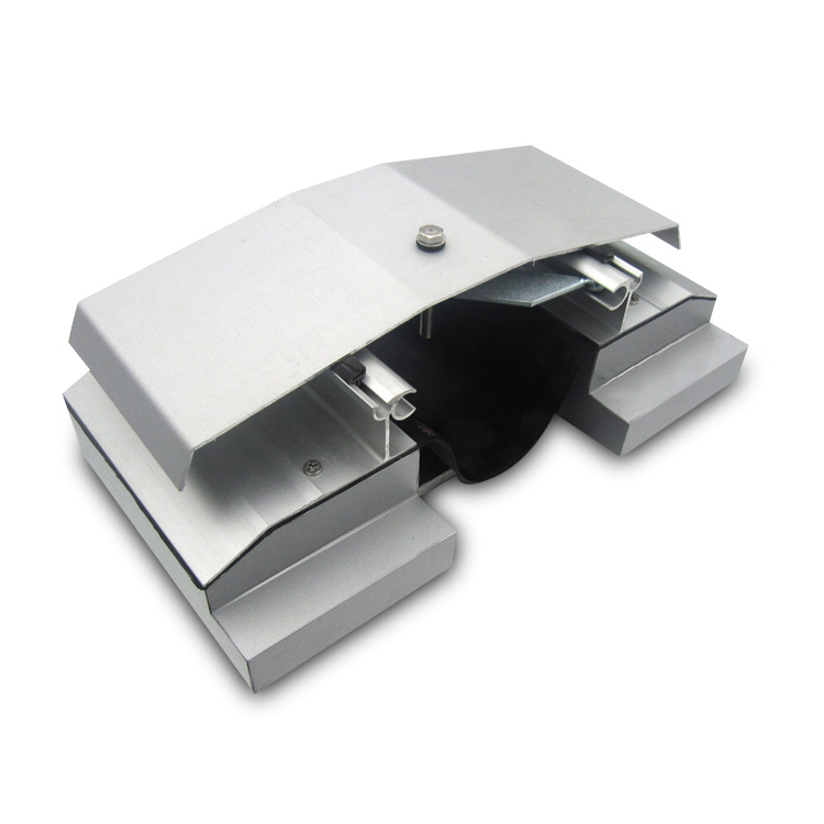 Aluminum Roof Expansion Joint Cover MSWGZ