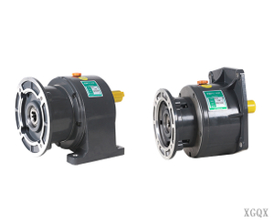 Small AC gear motor