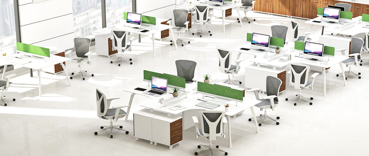 comfortable and ajustable office chairs