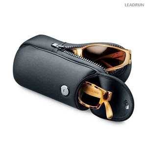 Fashion luxurious sunglasses bag (X026)