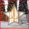 Holographic Star Prancing Stag Scene Shadow Box Frames Wholesale Star Shape