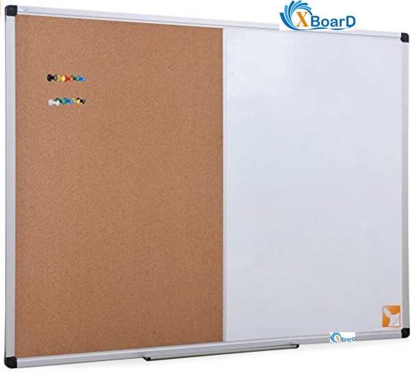 XBoard 48x36-Inch Magnetic Dry Erase Whiteboard Board with Aluminum ...