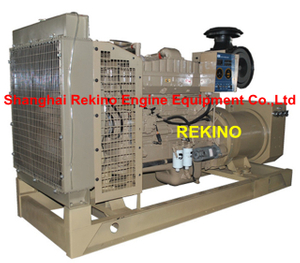 Cummins 250KW 50HZ marine emergency diesel generator set