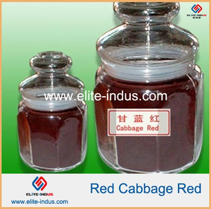 Red Cabbage Color