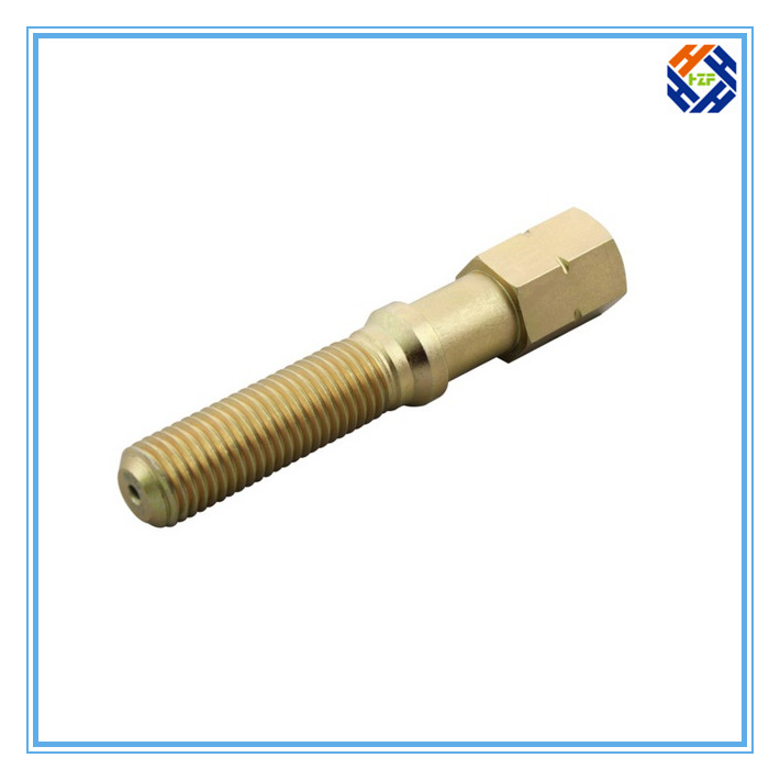 Brass CNC Machined Part for Machinery-6