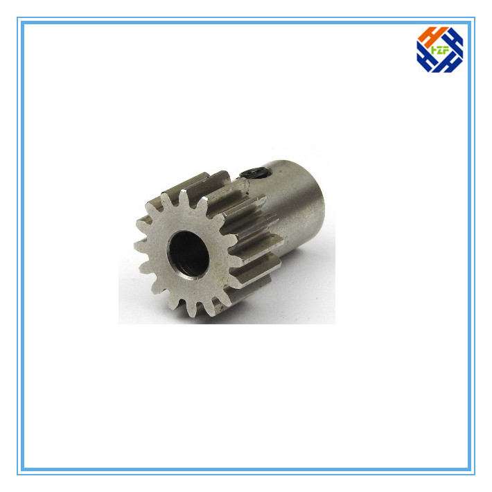 CNC Machined Parts for Gear and Gear Reducer-6