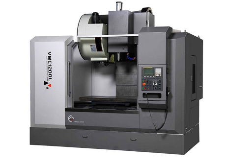 VMC1200L VERTICAL MACHINING CENTER