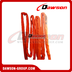 WLL 20T Polyester Round Slings