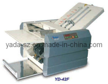 Manual Feeding Office Paper Folding Machine (YD-42F/YD-42S/YD-45F)