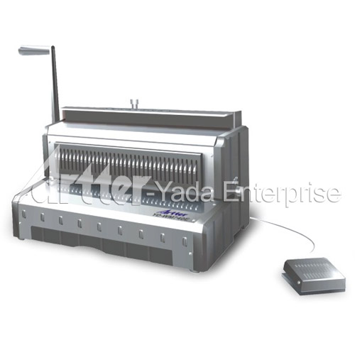 Electric Double Wire Binding Machine (YD-WM740E (Electrical))