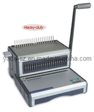 Heavy-Duty Plastic Comb Binding Machine (YD-CM650)