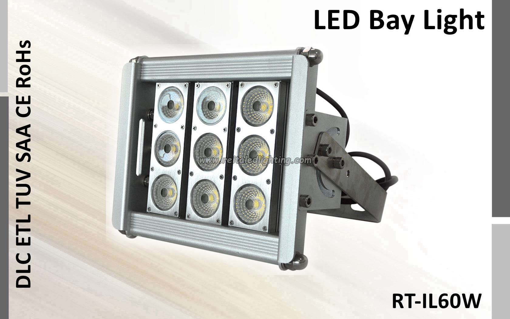 Bay водить Light 60Watt