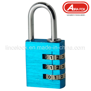 Assorted Colors Combination Padlock (501)