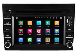 安卓5.1系统保时捷卡曼/911/Boxter车载DVD影音导航仪