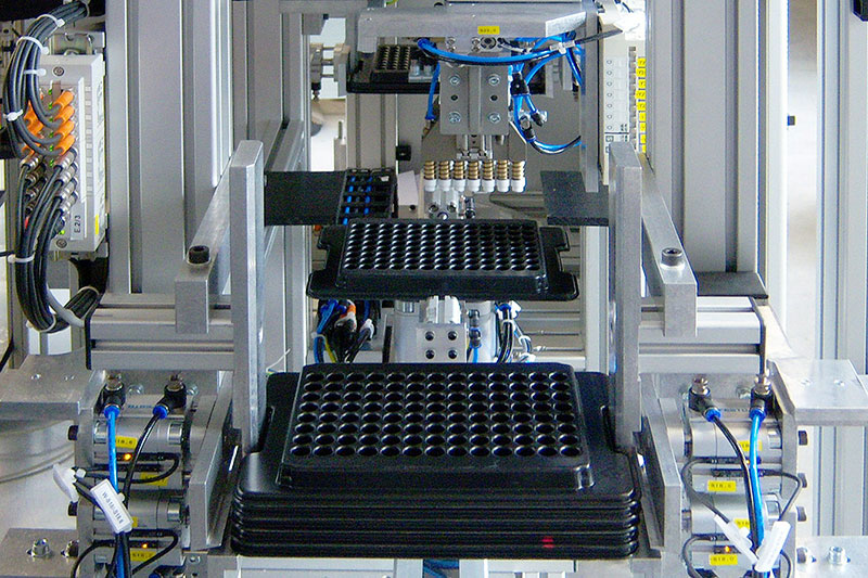 industrial thermoforming tray