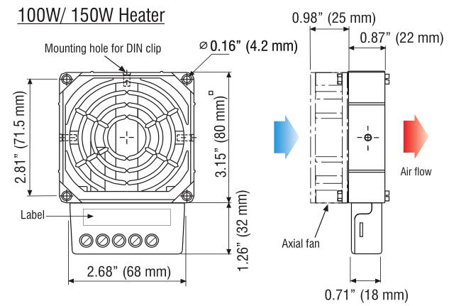 fan heater hv 031 hvl 031