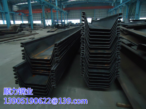 China larsen steel sheet pile of leasing market environment