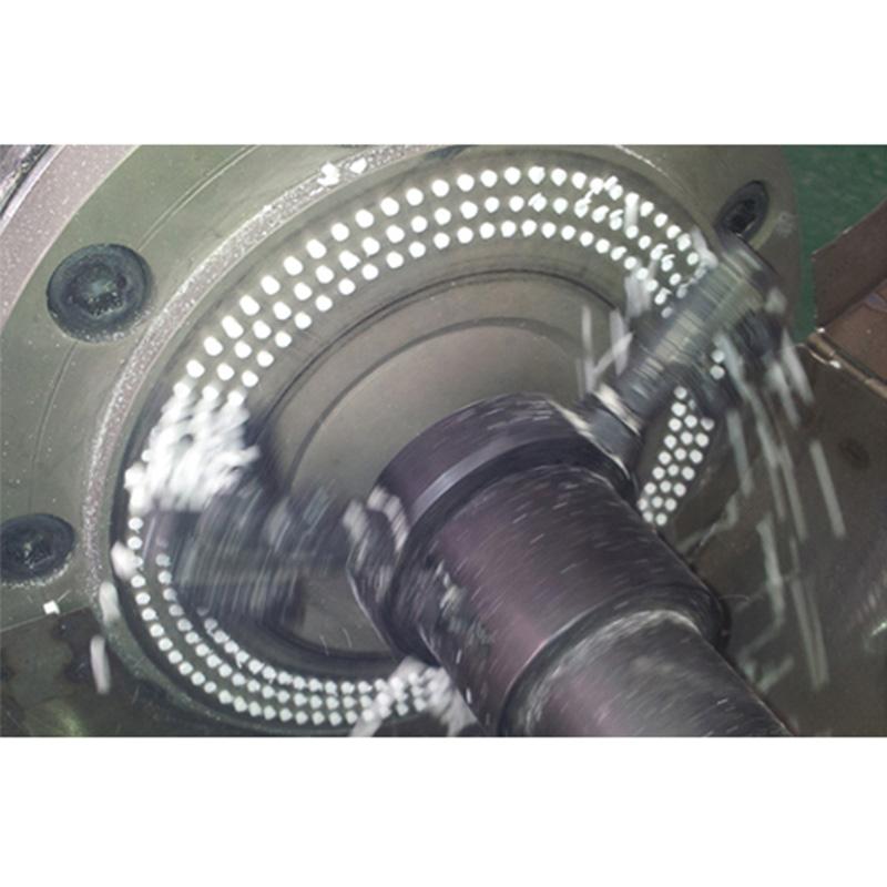 PVC Die Face Cutting granulating machine