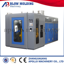 Full automatic plastic bottle blow molding machine