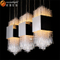 Modern Crystal Chandelier Lighting OM88544-L1000