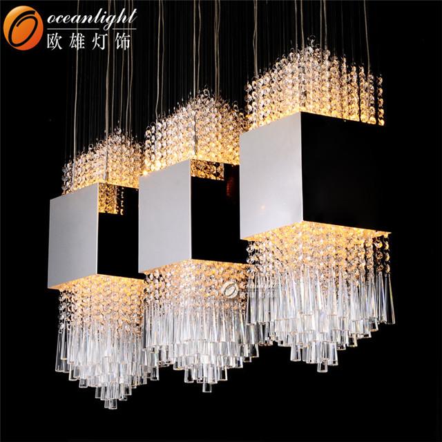 Crystal Chandelier Online India: Modern Crystal Chandelier Lighting OM88544-L1000