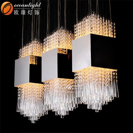 Modern Crystal Chandelier Lighting OM88544-L1000