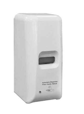 Automatic Hand Sanitizer Dispenser, Liquid Soap Dispenser Drop (Gel) /Spray with Sensor, Touchless for Office/Home/Restaurant/Hotel Fy-0024