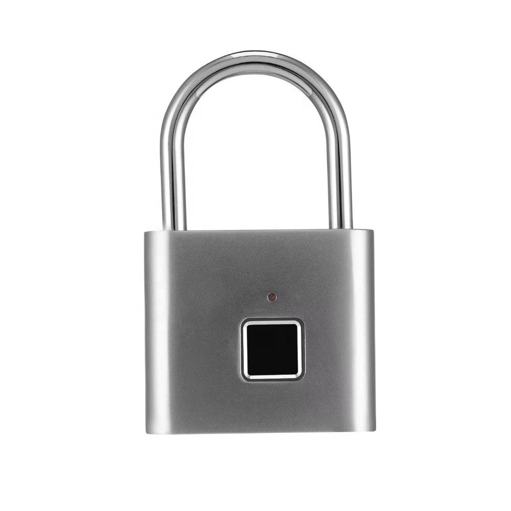 YD112-2 Fingerprint padlock--without bluetooth