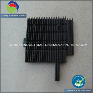 Cooling Fin Heat Sink Aluminum Radiator with Die Casting (DC26023)