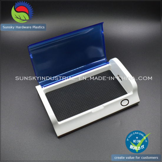 Customized Sterilizer Plastic Cover Case for Personal Gadgets