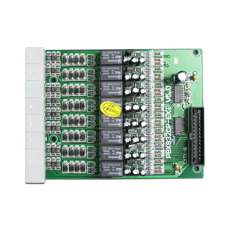Excelltel PABX 8 lines extension card for CP832 and TP832