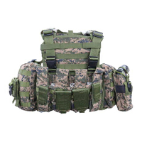 Multifuncational tactical vest