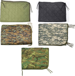Military High Quality Quilted Poncho Liner