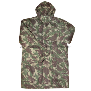 Army and Military Camo Field Jacket