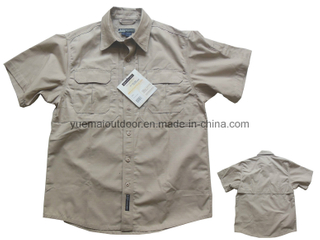 Military Tactical Short Sleeve Shirt for Army